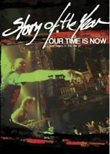 STORY OF THE YEAR - Our Time Is Now DVD, like new, ex music store stock