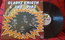 GLADYS KNIGHT & THE PIPS **Explosion De Rock & Roll Vol. II** 1982 RARE SPAIN LP