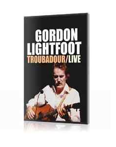 Gordon Lightfoot - Troubadour / Live (DVD)