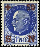 STAMP / TIMBRE DE FRANCE NEUF NEUF N° 552 ** SECOURS NATIONAL TYPE BERSIER