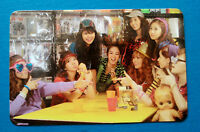 SNSD Girls' Generation 2nd Album Oh  Photo Card Photocard - Group Version