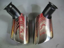 PORSCHE 996 EXHAUST SPORT TIPS