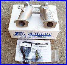 Sprite Midget Mini  A-Series Cannon Intake Manifold for 40 42 44 45 Weber DCOE