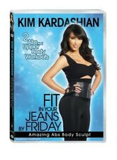 KIM KARDASHIAN - FIT IN YOUR JEANS BY FRIDAY - VOLUME 2 (DVD) NEW!!! SEALED!!!