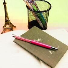 CROSS PINK SKY GEL CLICK INK ROLLERBALL PEN AT0635DC-15 /& PEN POUCH HOLDER