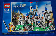 LEGO Special Ed. Lego Knights Kingdom Kings Castle 10176 W/12 Minifigures FIGURE