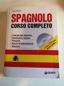 Spagnolo, Corso completo - F. Quinzano