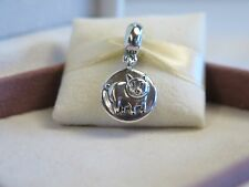 New w/Box Pandora RETIRED Chinese Year of the Pig Zodiac Dangle Charm #790876