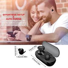 Sport Wireless Earphones Touch Control Stereo In-ear Bluetooth Headseat Earbuds