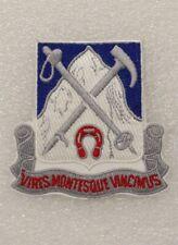 New listing 87th Infantry Regiment Patch modern (U.S. Army 0941)