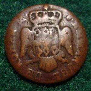 SCARCE 1780 5 GRANI ORDER OF MALTA