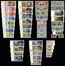 n95) alle deutsche Banknoten (1948-1999), 46 Stück