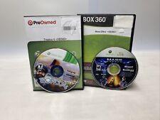 Lot of 2 Tropico 4 & Mass Effect (Microsoft Xbox 360, 2011)