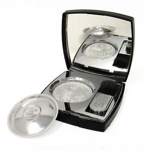 Chanel Lumiere Platine Platinum Face Powder Vintage LE New Auth Rare VHTF