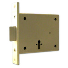 Asec FB1 London Fire Service 2 Lever Deadlock 110mm Mortice Door Lock