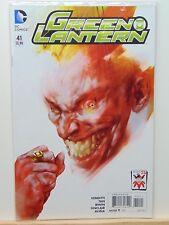 Green Lantern #41 Variant Edition Joker D.C. Universe Comics  CB5048