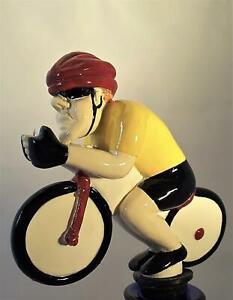 CYCLIST Bottle Stopper - Laureston - GREAT GIFT IDEA