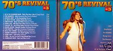 Various Artists-CD - 70´s revival CD 3-CD di 1995-come nuovo!
