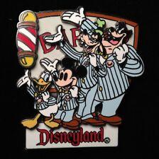 DISNEY PIN - Mickey Mouse Big Pete Dapper Dans Barbershop Quartet Prototype LE