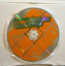 Active Life: Outdoor Challenge (Nintendo Wii) DISC ONLY with Generic Case Tested