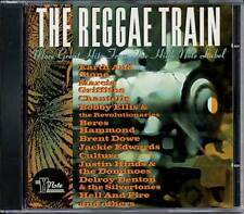 REGGAE TRAIN More Hits From the High Note Label CD -  Jamaican Roots Reggae