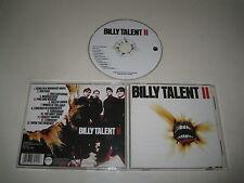 BILLY TALENT/BILLY TALENT II(ATLANTIC/7567-83941-2)CD ALBUM