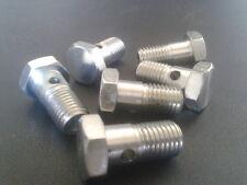 M12 X 1.25 Turbo Banjo Tornillo Con 2 mm de restricción