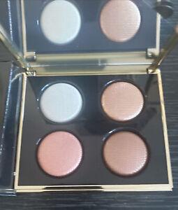 New Bobbi Brown Pink Glow Luxe Eyeshadow Palette.