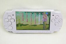 PSP Lavender Purple PSP-2000 Console Sony Playstation Portable Tested 2557 Japan