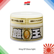 Soft99 King of Gloss Light Car Wax fast delivery NO IMPORT DUTY in EU!JDM