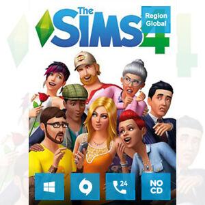 The Sims 4 for PC Game Origin Key Region Free