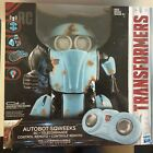 New Transformers Autobot Sqweeks Romote Control Robot
