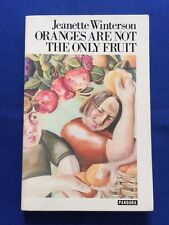 ORANGES ARE NOT THE ONLY FRUIT - FIRST EDITION BY JEANETTE WINTERSON
