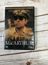 MacArthur DVD Gregory Peck NEW