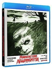Hammer Edition FRANKENSTEINS H�–LLENMONSTER Peter Cushing BLU-RAY Limited Edition