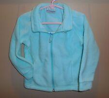 New Girls Size 3T COLUMBIA Berrey Ranch Fleece Jacket Coat Candy Mint Nwt