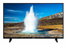 Telefunken D48F282N4CWI LED Fernseher 48 Zoll Full HD Triple-Tuner Smart TV WLAN