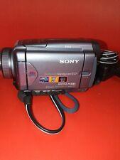 Sony Ntsc MicroMv Handycam Camcorder 1 Mpix - Video Transfer (Dcr-Ip55)