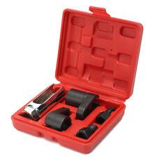 5PCS Oxygen Sensor Socket Tool O2 Thread Chaser Wrench Vacuum Repair Kit M12