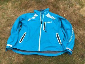 altura cycling jacket ,ladies,size 16, Blue.