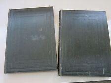 Le Tour du Monde.Nouveau Journal des Voyages.1er et 2ième semestre 1869 2 livres