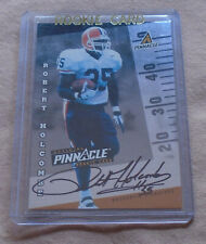 ROBERT HOLCOMBE 1998 Pinnacle Rookie Autograph 1 Of 500