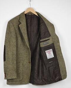 HARRIS TWEED X MARIO BARUTTI Men's (UK) L42 or ~LARGE Formal Wool Blazer 36593-G