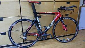 BMC Time Machine TT02 Carbon Aero TT Bike 56cm