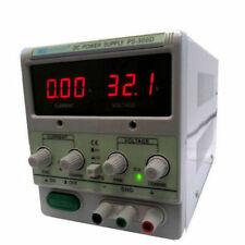 Alimentatore stabilizzato variabile regolabile professionale da banco 30v 5a