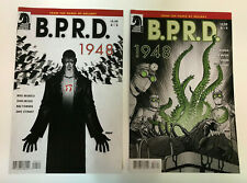BPRD 1948 #3 #4 Comic Books Dark Horse Mignola Hellboy 2013