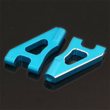 RC 1:10 On-Road Car Aluminum Front Upeer Suspension Arm 2P For HSP 122018 Blue