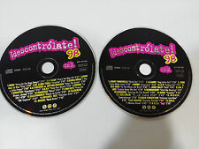 ¡ DESCONTROLATE ! 98 BOY 1998 DANCE DISCO MIX - 2 X CD SIN CAJA
