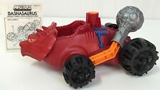 BASHASAURUS ~ Masters of the Universe~ He-Man~ Vintage Complete 1985