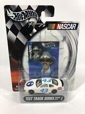 1:64 Richard Petty #43 Hot Wheels Racing Nascar Diecast Test Track Series
